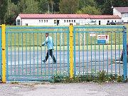 MĚSTO CHCE sportovní areál AC Start v Tuhnicích získat nazpět.