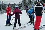 Skiareál Klínovec bude v provozu také o vánočních svátcích