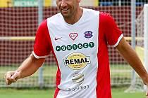 Výběr Karlovarska – Real Top Praha 2:7.