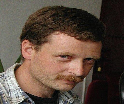 Jiří Schierl,předseda sdružení občanů Pod Střechou.