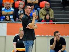 Jiří Novák, trenér VK ČEZ Karlovarsko