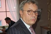 Prezident Hospodářské komory ČR Vl. Dlouhý