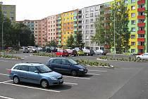 PARKOVIŠTĚ na sídlišti Čankovská zůstane i nadále bez kamerového systému.