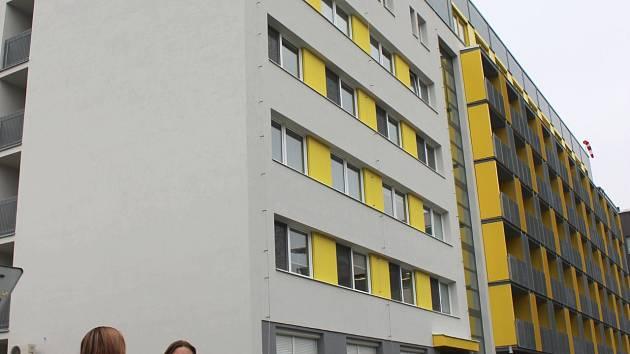 Jednou z posledních investic v loňském roce bylo vybudování nového plicního oddělení v K. Varech.