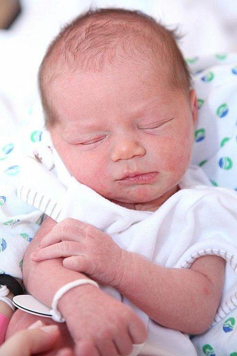Magdalenka Vinšová z Karlových Varů se narodila 22. 3. 2011. ⋌Foto: S. Petele