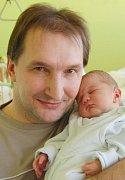 Péťa Klier z Chodova se narodil 22. 3. 2011.