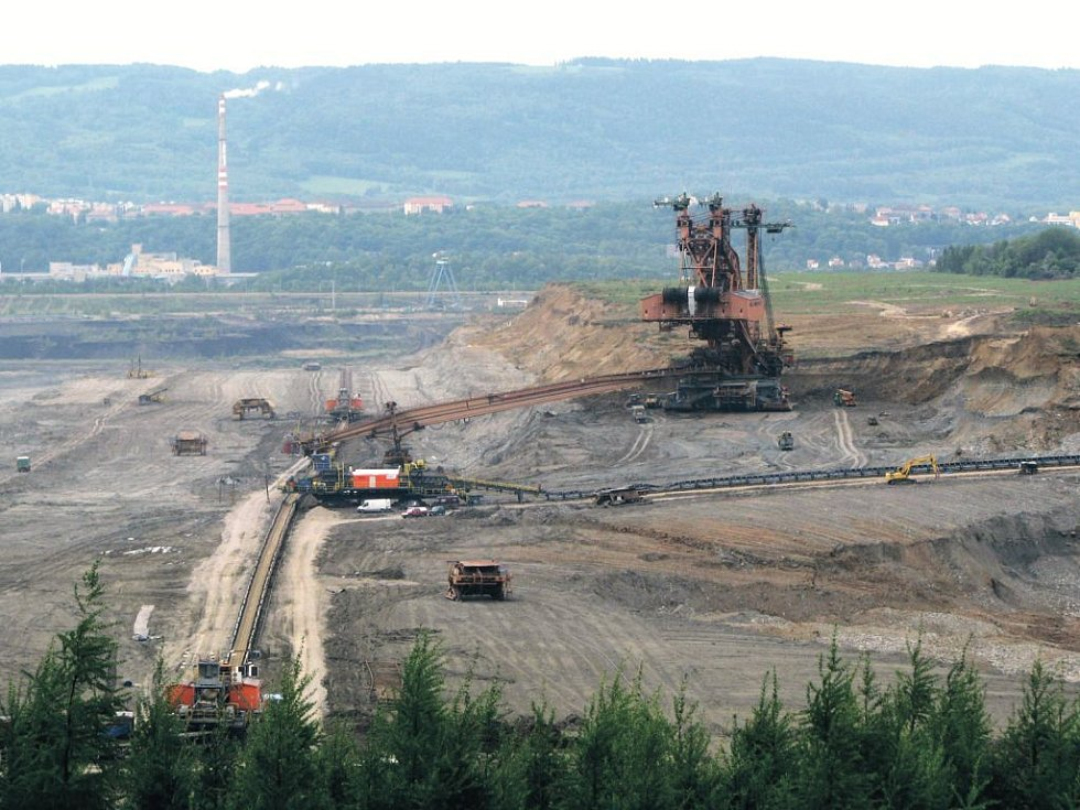 Důlní činnost v regionu zatím pokračuje. Města ale chtějí být připravena, až nadobro skončí.