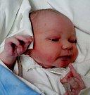 Michael Pinc z Jáchymova se narodil 14. 11. 2012