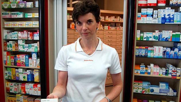 V Karlových Varech se kvůli radiaci zvýšil prodej jodových tablet.