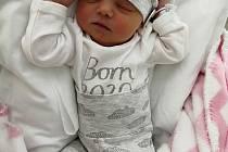 Ema Přenosilová z Dalovic se narodila rodičům Martině a Jakubovi 16. srpna 2020 v karlovarské nemocnici s váhou 3000 g a mírou 50 cm.