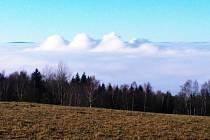 Inverze v Karlovarském kraji.