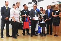 MLADÍ LOGISTICI z Dalovic byli v celostátní soutěži nejlepší a nechali za sebou řadu konkurentů.