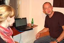 Čekání na výsledky voleb. Karlovarská občanská alternativa.