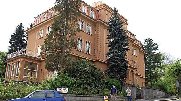 Mateřská škola v ulici Krále Jiřího.