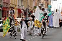 Karlovarský karneval.