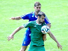 1.FC Karlovy Vary podlehlo na úvod Tachovu.