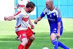 Třetí domácí výhru si připsal na svůj účet nejdecký FK, který si poradil s týmem Toužimi v poměru 8:1.