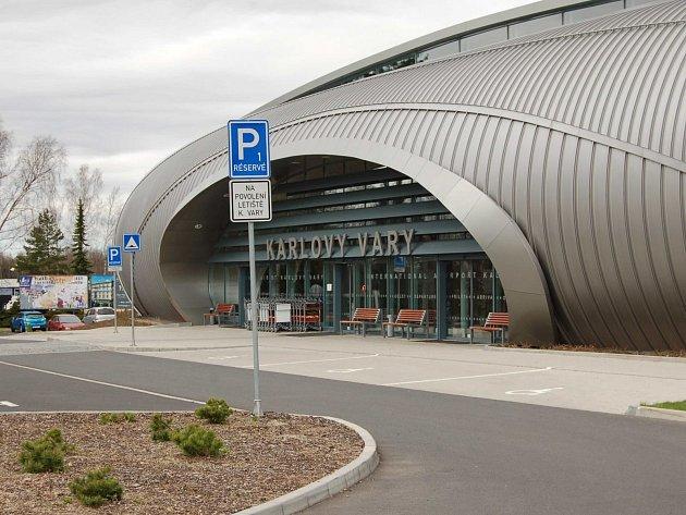 Mezinárodní letiště Karlovy Vary.