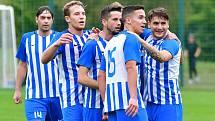 FK Ostrov. Ilustrační foto.