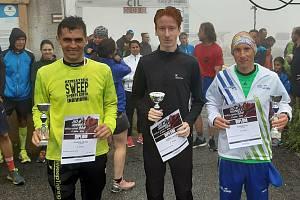 Jubilejní 30. ročník běhu Perštejn – Klínovec proběhl s rekordní účastí.