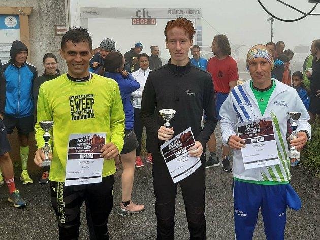 Jubilejní 30.ročník běhu Perštejn – Klínovec proběhl srekordní účastí.