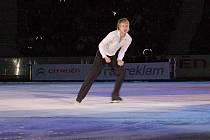 Jevgenij Pljuščenko – Ice Olympic Tour v KV Areně.
