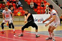 VK ČEZ Karlovarsko odehraje extraligová utkání bez diváků, prozatím.