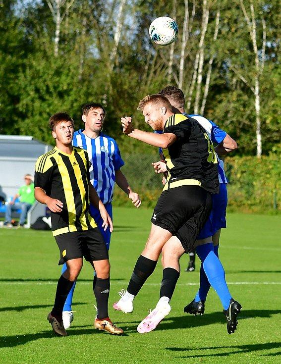 Ostrov si před svými fanoušky poradil v rámci derby s Březovou v poměru 1:0.