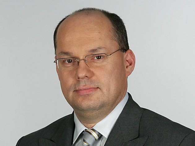 Miroslav Vaněk, generální manažer HC Energie