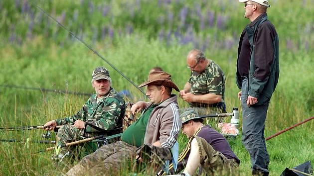 Rybáři. Ilustrační foto.
