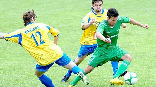 Fotbalisté 1. FC porazili Sokol Ovčáry v posledním kole ČFL 3:0.