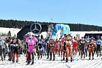 Milovníci bílé stopy o svůj svátek v karlovarském kraji nepřijdou, 49. ročník Karlovo běhu bude!