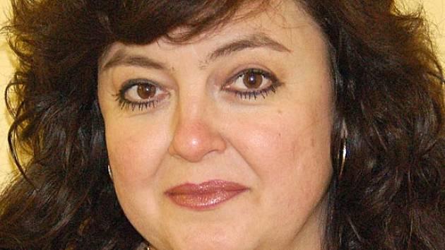 Dana Neumannová, ředitelka Městského divadla