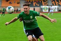 Nerozhodný výsledek uhráli fotbalisté třetiligového Sokolova na svém stadionu v souboji s Viktorií Plzeň U19.
