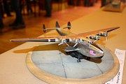 Na letošní Cheb Model Show byly k vidění více než dvě stovky různých plastikových modelů.