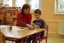 Zápisy dětí do prvních tříd začaly v Karlových Varech v pondělí 17. ledna. Pokračovat budou celý tento týden.