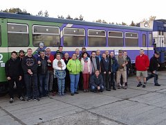 Účastníci Expedice Kladno 2018.