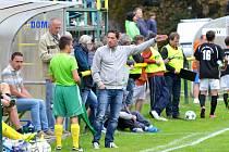 Divize: 1.FC Karlovy Vary - Český Krumlov 7:0.