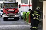 Nový výtah usmrtil montéra v budově karlovarského magistrátu