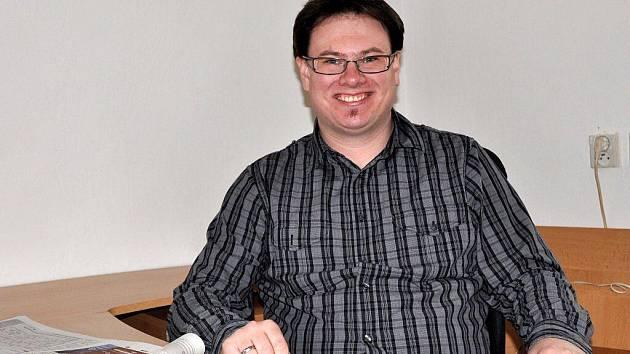Šimon Kaňka, ředitel KSO