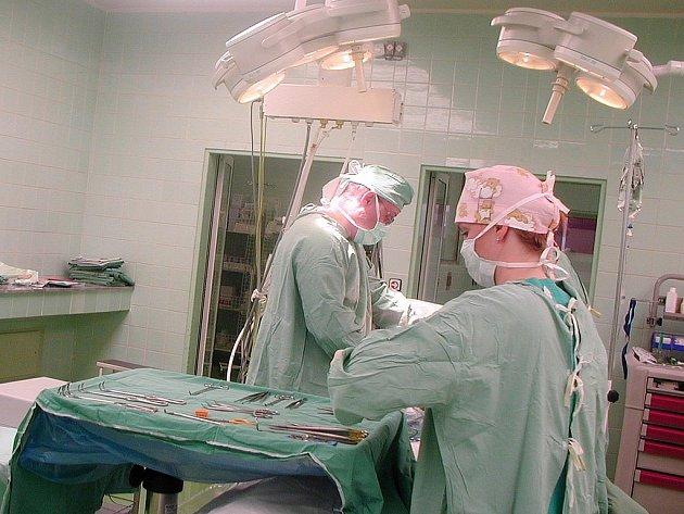 Karlovarský kraj chce vědět, v jakém stavu jsou operační sály v karlovarské nemocnici. To by měl zjistit audit, který bude součástí studie modernizace nemocnice.
