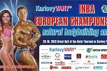 Mistrovství Evropy v naturální kulturistice a fitnees 2013