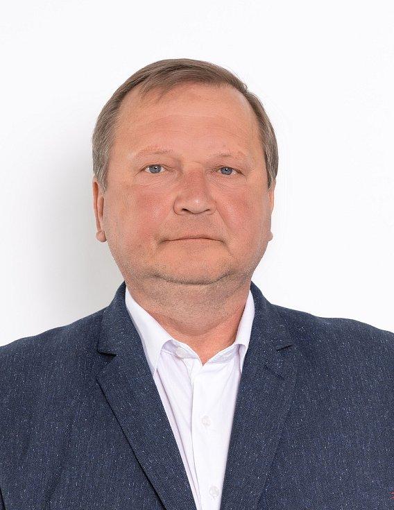 SPD - Pavel Motešinský