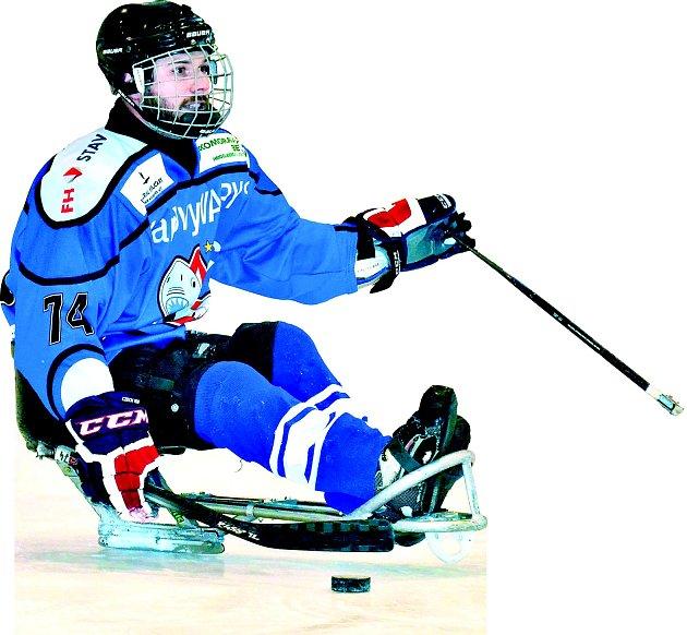 MICHAL GEIER, kapitán SKV Sharks Karlovy Vary.