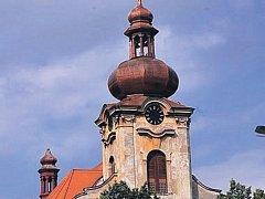 Sedlecký kostel sv. Anny
