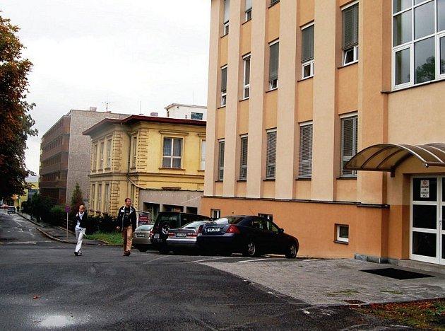Karlovarská krajská nemocnice (KKN).