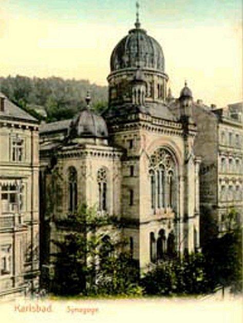 Synagogu nahradil hotel a duše patriota tiše pláče...