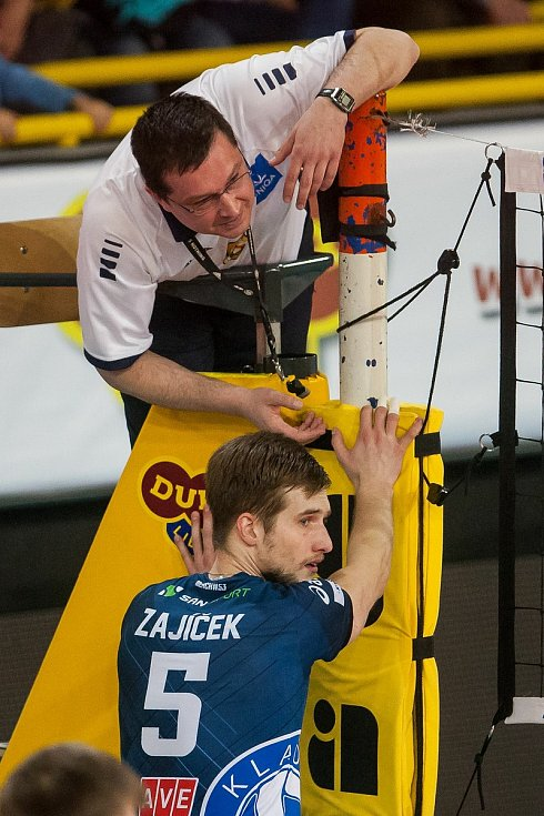 Adam Zajíček se po pěti sezonách rozloučil s kladenskými Orly a v nové volejbalové sezoně bude hájit barvy Karlovarska.