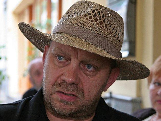 Jiří Kotek, krajský a městský zastupitel.