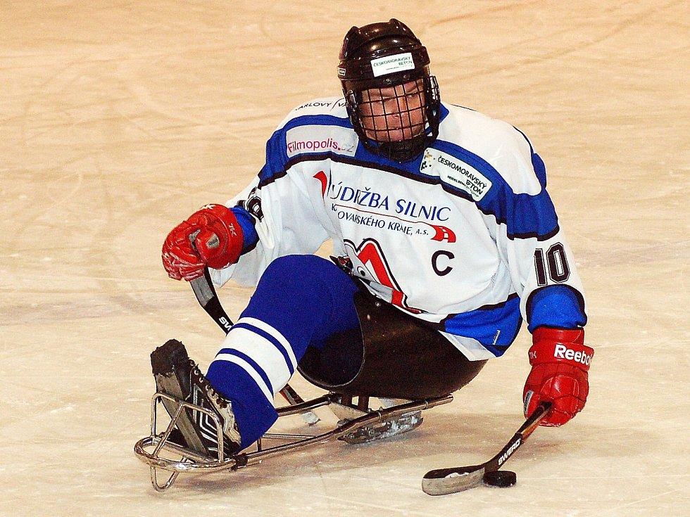 Kapitán SKV Sharks Karlovy Vary Jiří Berger
